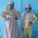 Supplier  baju seragam sekolah muslim anak di Koba Bangka Tengah