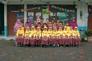 jual baju muslim anak SDIT di Kabupaten Pegunungan Bintang