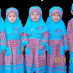 Supplier  baju seragam sekolah muslim anak di Kota Banjarbaru