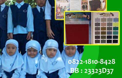 Supplier  baju seragam sekolah muslim anak di Kabupaten Teluk Bintuni