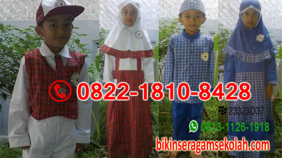 Supplier  baju seragam sekolah muslim anak di Kab. Aceh Selatan