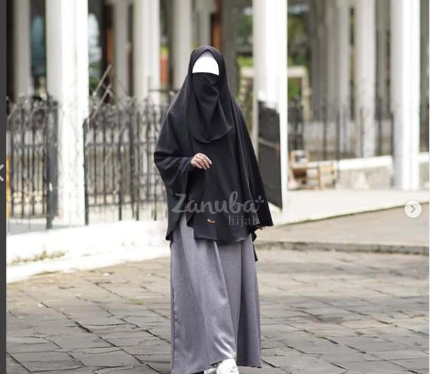 Supplier baju seragam sekolah muslim anak di Kota Metro