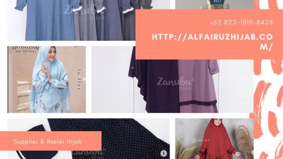 Supplier  baju seragam sekolah muslim anak di Riau
