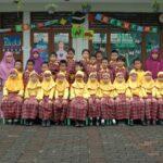 Supplier  baju seragam sekolah muslim anak di Siulak Kerinci