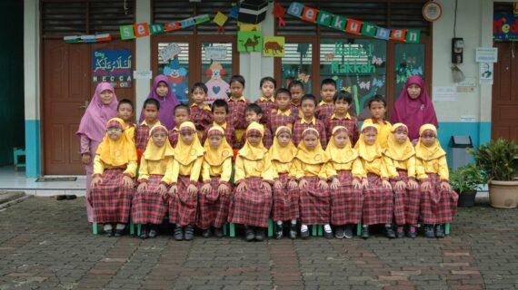 Supplier  baju seragam sekolah muslim anak di Kabupaten Penukal Abab Lematang Ilir