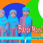 Supplier  baju seragam sekolah muslim anak di Kab. Aceh Barat