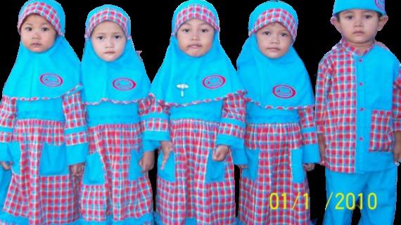 Supplier  baju seragam sekolah muslim anak di Kabupaten Tanah Datar