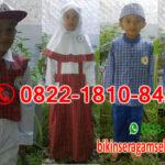 Supplier  baju seragam sekolah muslim anak di Kabupaten Mempawah
